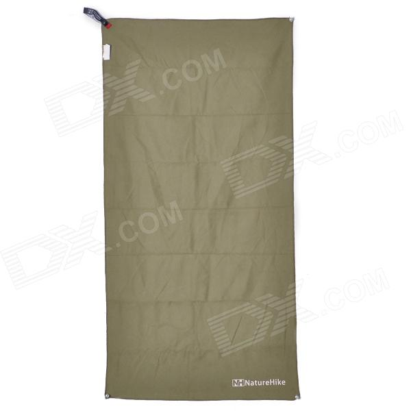 Naturehike-NH Outdoor Soft Comfortable Quick-drying Polyester Towl - Army GreenQuantity1MaterialPolyesterForm  ColorArmy GreenPacking List1 x Towel1 x Bag<br>