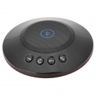 Bluetooth v3.0 + EDR Stereo Speaker w/ TF / FM / AUX - Black
