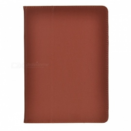 Protective Flip Open PU Leather Case for Ipad AIR / Ipad 5 - Brown