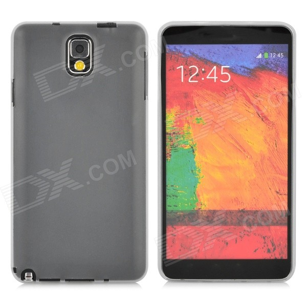 Ultrathin 0.3mm Protective PC Back Case for Samsung Galaxy Note 3 N9000 - Translucent White