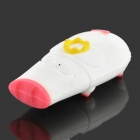 Buy Cartoon Pig Style USB Flash Drive - White + Red (32GB)