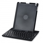 YD K356 Bluetooth V3.0 78-Key Keyboard + 360 Degree Rotational ABS Case for Ipad 2 / 3 / 4 - Black