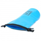 Outdoor Swimming Beach Drifting Waterproof Bag - Blue (1.5L)