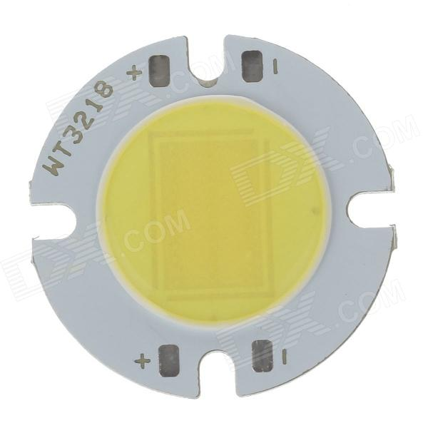 WT-QM W12 12W 1200lm 6500K White Light LED Light Source - Silver + Yellow (15~20V / 600mA)