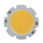 WT-QM N7 7W 700lm 3000K Warm White Light LED Light Source - Silver + Yellow (22~23V / 300mA)