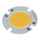 WT-GM N12 12W 1200lm 3200K Warm White Light LED Light Source - Silver + Yellow (18~20V)