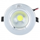 "ZIYU ZY-0810-021 3W 240lm 6500K LED White Light 2.5"" Ceiling Lamp - Silver (AC 85~265V)"