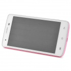 "aoson G18 android 4.2 GSM dual-core bar puhelin w / 5.0"" screen, wi-fi ja dual-band - vaaleanpunainen"