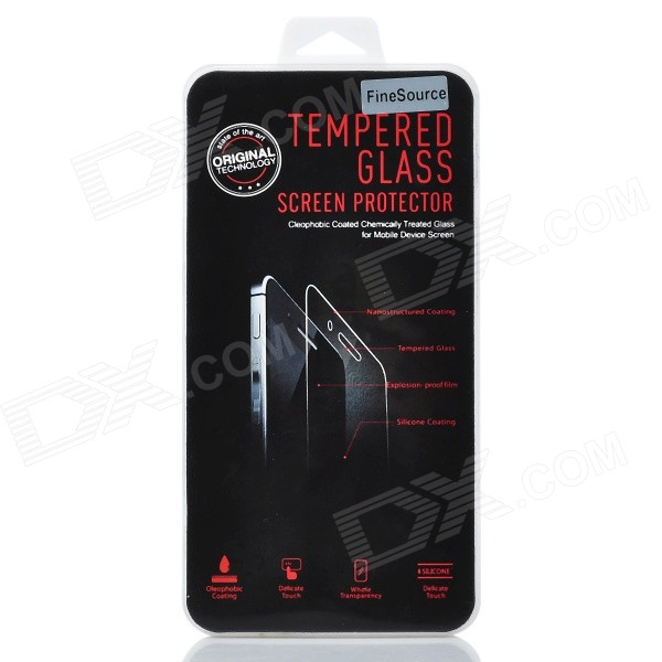 Explosion-proof  Tempered Glass Clear Screen Protector for Samsung Galaxy Note 3 - Transparent