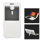 4200mAh External Portable Battery Charger Power Pack Case for Samsung Galaxy Note 3 - White
