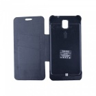 4200mAh External Portable Battery Charger Power Pack Case for Samsung Galaxy Note 3 - Black