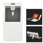 4400mAh External Portable Battery Charger Power Pack Case for Samsung N9005/N9002/N9000 - White