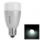 Yeelight Blue Bluetooth v4.0 E27 6W 500lm 1-LED White + RGB Smart Bulb for Ipad / Iphone (100~240V)