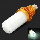 ApolloFlower E27 15W 1300lm 260-3528 SMD LED White Light Corn Lamp (AC 100~250V)