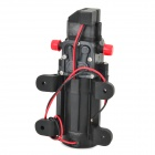 0142YA-12-60 Plastic Micro Motor-Driven Diaphragm Pump - Black