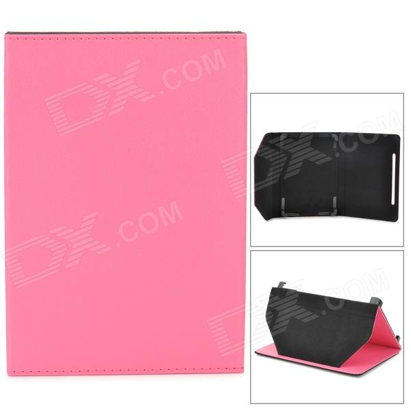 Stylish PU Leather Magnetic Closure Case for 7.85