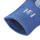 Naturehike Outdoor Hiking Thickening Cotton + Polyester Socks for Men - Deep Blue (Pair)