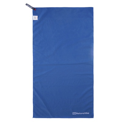 Naturehike Outdoor Travel Quick-drying Polyester Towel - Blue