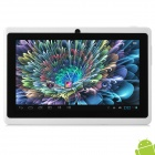 "BENEVE S750 7"" LCD Android 4.1.1 Tablet PC w/ 512MB RAM / 4GB ROM / G-Sensor / Bluetooth - White"