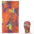 Acacia 6032520 Multifunction Cycling Seamless Polyester Head Scarf - Multicolored
