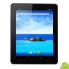 "AM980 9.7"" Android 4.2 Quad-Core Tablet PC w/ 1GB RAM / 8GB ROM / 2 x SIM / HDMI - Silver + Black"