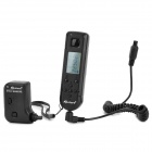 Aputure AP-WTR3C Wireless / Wired Timing Shutter Release Remote Control Set for Canon - Black