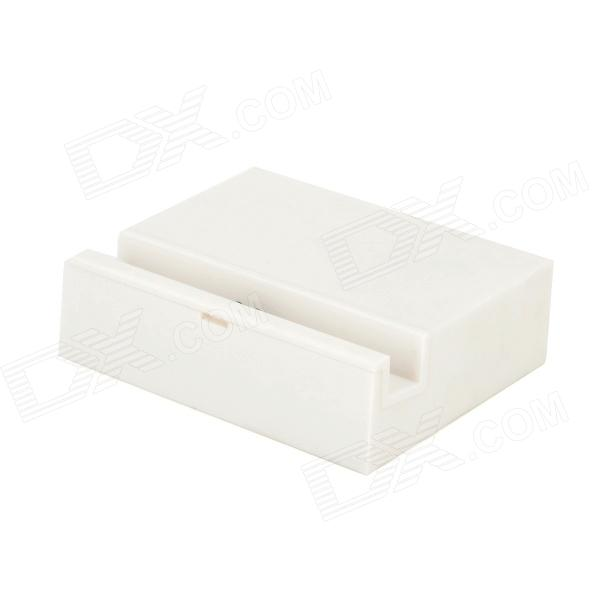 5V 1000mA Micro USB Data / Charging Dock w/ Cable for LG Nexus5 E980 / D820 - White