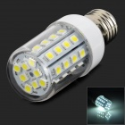 E27 150lm 6500K 40-5050 SMD LED White Light Corn Lamp (220V)