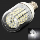 YouOkLight E27 8W 780lm 6500K 138-SMD 3528 Cool White Light Bulb (110~250V)