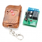 VGG15 12V 1-CH Multi-purpose Wireless Remote Control Switch w/ Remote Controller
