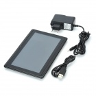 "BENEVE S750 7"" LCD android 4.1.1 Tablet PC w / 512MB RAM / 4GB ROM / g-anturi / bluetooth - musta"