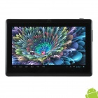 "BENEVE S750 7"" LCD Android 4.1.1 Tablet PC w/ 512MB RAM / 4GB ROM / G-Sensor / Bluetooth - Black"