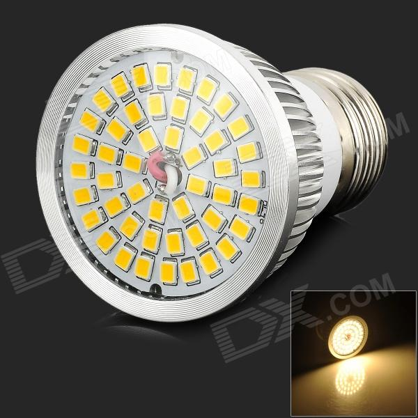 LEXING LX-SD-014 E27 6.5W 600lm 3500K 48-SMD 2835 LED Warm White Spotlight Bulb (85~265V)
