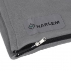 HARLEM HL-202 Outdoor Polar Fleece Saco de dormir - gris