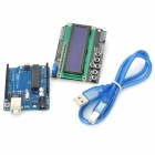 UNO R3+LCD 1602 Keypad Shield V2.0 LCD1602 Expansion Board for Arduino