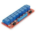 3-in-1 8-CH 24V Relay Module w/ Optocoupler for Arduino