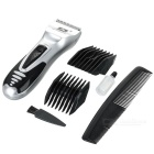 2*AA Powered Hair Clipper with Accessories Set