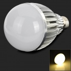 HESION HS01012B E27 12W 980lm 3500K 12-LED Warm White Light Bulb Lamp (85~265V)