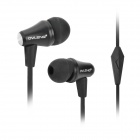OVLENG iP620  In-Earphone Earphone w/ Microphone for Cell Phone - Black