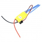 ll-xm PCB Brushless Electronic Speed Controller / ESC for Models - Yellow + Blue (4 PCS)