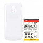 "Replacement ""4500mAh"" Li-ion Battery + Back Case for Samsung Galaxy Mini S4 i9190"