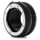 VILTROX DG-FU 10mm + 16mm Close-Up Rings Set for Fuji X-Mount Lenses - Black