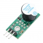 Active Buzzer Driver Module Alarm Device for Smart Car (Works with Arduino Official Boards)