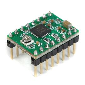 3D Printer A4988 Arduino Reprap Stepper Motor Driver