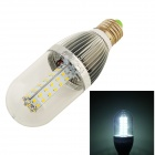 YouOkLight E27 10W 850lm 6500K 54-2835 SMD LED White Light Corn Lamp (DC 8~16V)