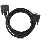 DVI 24+1 M-M Shielded Connection Cable 1.7M