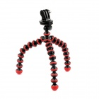 SMJ Universal Portable Stand Holder Mini Octopus Tripod for Gopro Hero 4/ 2 / 3 / 3+ / SJ4000