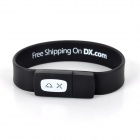 DXman Style USB 2.0 Flash Drive Memory Stick Wrist Band Bracelet (8GB)