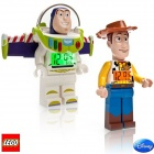 Genuine LEGO ® Toy Story Woody Alarm Clock