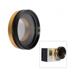 Fat Cat A-CP 37mm Gopro CPL Filter Circular Polarizer Lens Filter for Gopro Hero3+ / Hero3